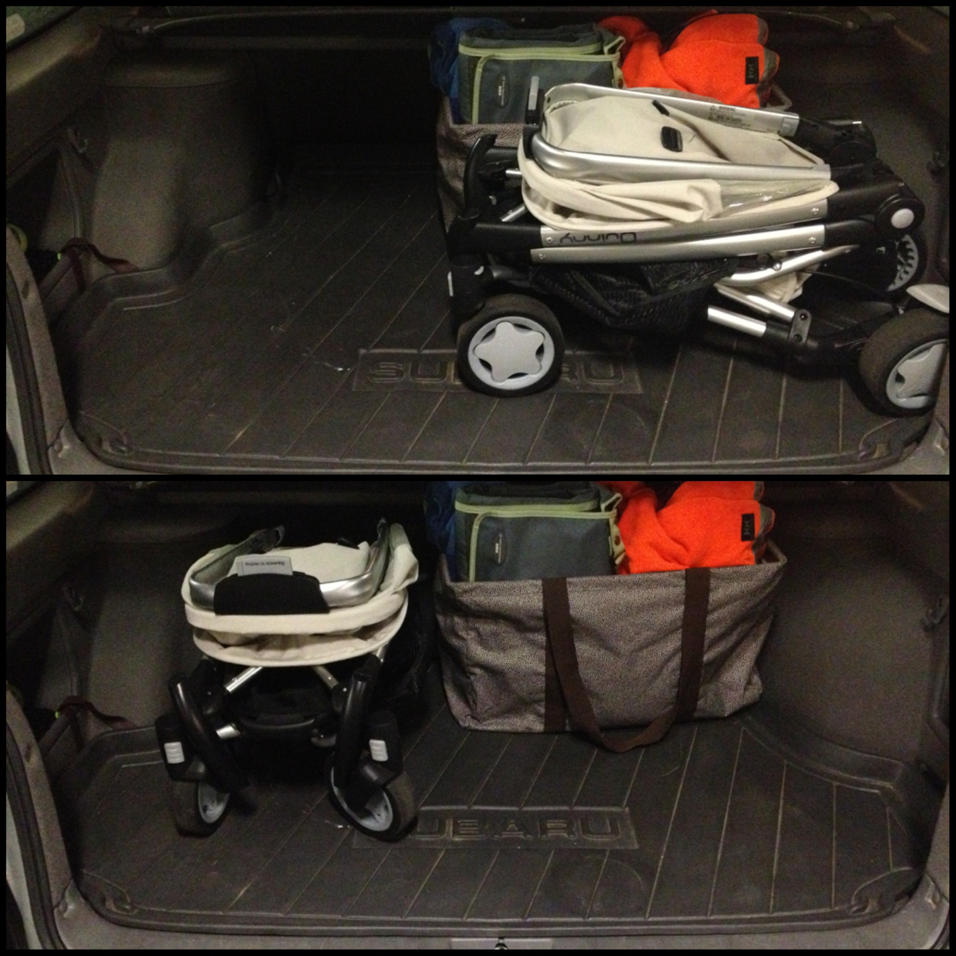 Quinny Zapp Xtra with Folding Seat Stroller Review ...