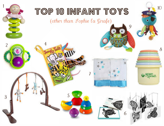 Top 10 Baby Toys : Top ten baby toys cute movies teens