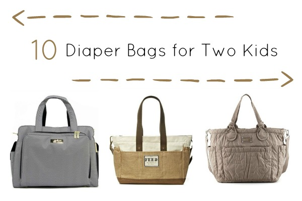 10DiaperBagsForTwo