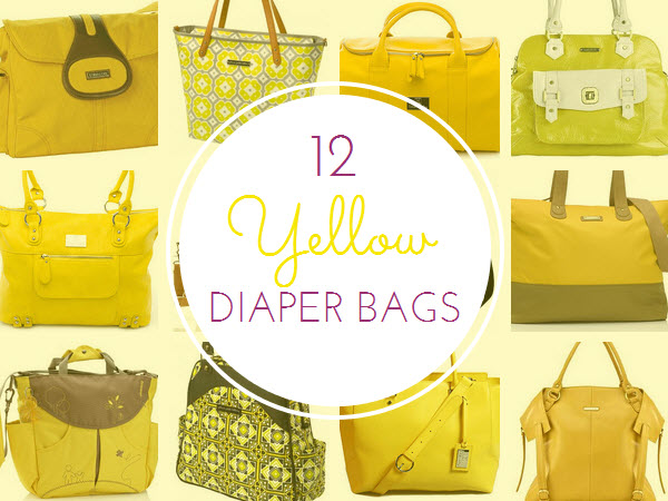 yellowdiaperbags